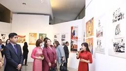 Hanoi exhibition spotlights Soviet Union's women