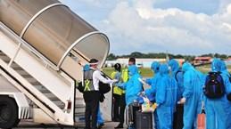 Vietnamese workers in Uzbekistan to be brought home soon