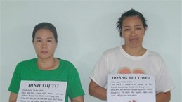 Two women arrested for arranging illegal entries into Vietnam