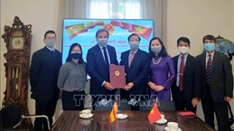 Vietnam appoints Honorary Consul in Barcelona