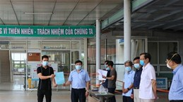 Quang Nam: 11 COVID-19 patients successfully treated