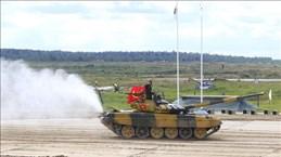 Vietnam placing highly at 2020 Army Games