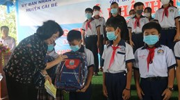 Vice President visits policy beneficiaries in Tien Giang
