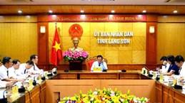 Lang Son, Guangxi Zhuang autonomous region leaders hold phone talks