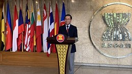 ASEAN, Switzerland agree to expand all-around cooperation