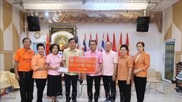 Vietnamese in Thailand, Czech Republic support homeland flood victims