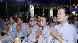 Laos: Requiem held for people killed in flooding in central Vietnam