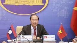 Deputy ministerial-level Vietnam-Laos political consultation held