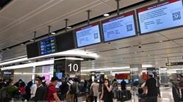 Singapore allows travellers from China, Australia's Victoria state