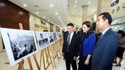 Photo exhibition marks 70 years of Vietnam-Bulgaria friendship