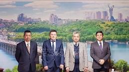 ASEAN ambassadors promote partnership with Ukraine