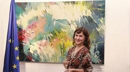 Polish painter expresses love for Vietnam