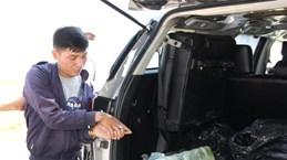 Cross-border drug trafficker arrested in Tay Ninh
