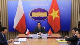 Vietnam, Poland hold online deputy ministerial-level political consultation