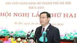 Hanoi Party Committee convenes 2nd meeting