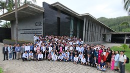 Young physiologists meet in Quy Nhon city