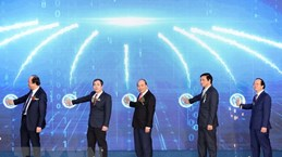 PM attends launching ceremony of first major project in Thai Binh EZ