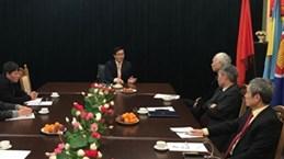 Ambassador meets with OVs in Ukraine