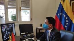 Establishment of Vietnam-Venezuela diplomatic ties marked