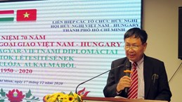 Vietnam-Hungary diplomatic ties celebrated in Ho Chi Minh City