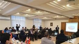 Measures sought to boost Vietnam-Egypt economic cooperation