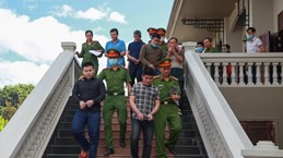 Tay Ninh: First-instance trial involving illegal cross-border sending of citizens opens