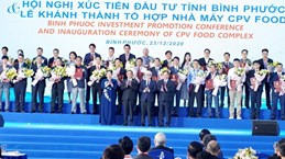 Binh Phuoc grants investment licences to 46 projects