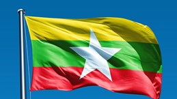 Congratulations to Myanmar over Independence Day