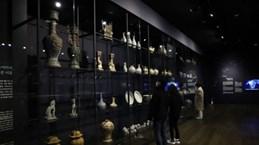 Vietnamese ceramics go on show in RoK