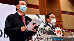 Malaysia re-imposes movement control order