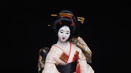 Traditional Japanese doll exhibition opens in HCM City