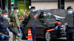 Indonesia posts record number of COVID-19 cases