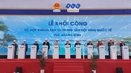 Work starts on FLC Quang Binh Beach and Golf Resort