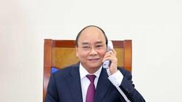 Vietnamese, Australian PM discuss bilateral ties in phone talks