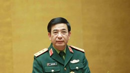 Vietnamese, Cambodian defence ministers hold online talks