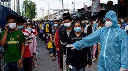 Cambodia, Indonesia, Thailand post spike in COVID-19 cases