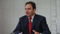 Congratulations to new leader of Cyprus' Progressive Party of Working People