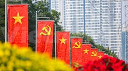 Hanoi ready for 13th National Party Congress