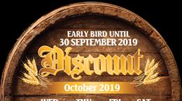 Oktoberfest Vietnam 2019 opens in HCM City