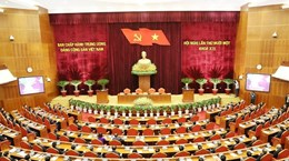 Documents, personnel work in focus at Party Central Committee's plenum