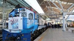 ASEAN – Korea train spotlights friendship and cooperation