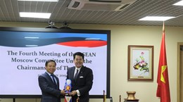Vietnam takes over Chairmanship of ASEAN Moscow Committee