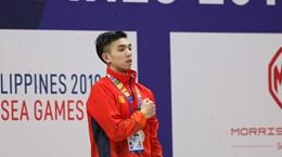 Swimmer Huy Hoang smashes SEA Games record
