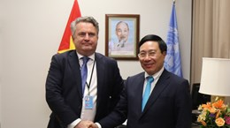 Ukraine highly values Vietnam's initiative on UNSC debate
