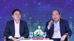PM Phuc: creating best environment for innovative startups