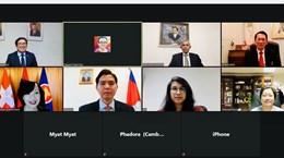 Vietnamese embassy chairs meeting of ASEAN Committee in Bern