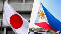 Philippines, Japan pledge close collaboration in East Sea issue