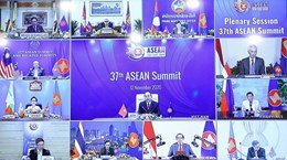 Chairman's Statement of the 37th ASEAN Summit: Cohesive and Responsive