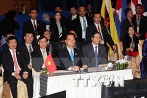 East Sea complicated developments challenge ASEAN