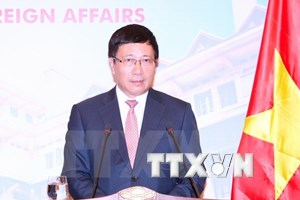 Vietnam's contributions to ASEAN Community